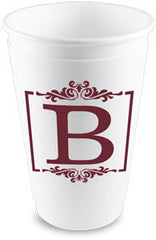 Custom 16 oz Comfort Paper Cups - Limelight Paper