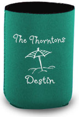 Custom Neoprene Collapsible Koozies - Limelight Paper