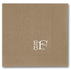 Moire Luncheon Napkins