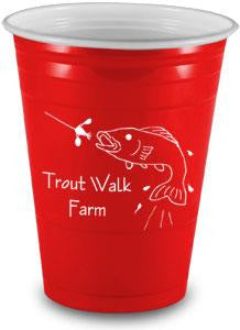 Custom 16 oz Solo Cups - Limelight Paper