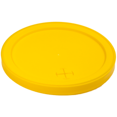 12 oz Stadium Cup Lids (yellow)