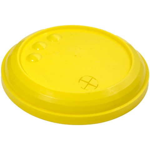 32 oz Stadium Cup Lids (yellow)