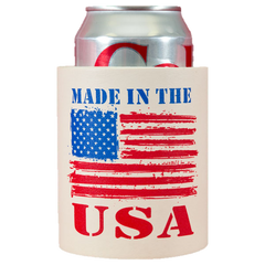 Pre-Printed Foam Koozies<br> Made in the USA