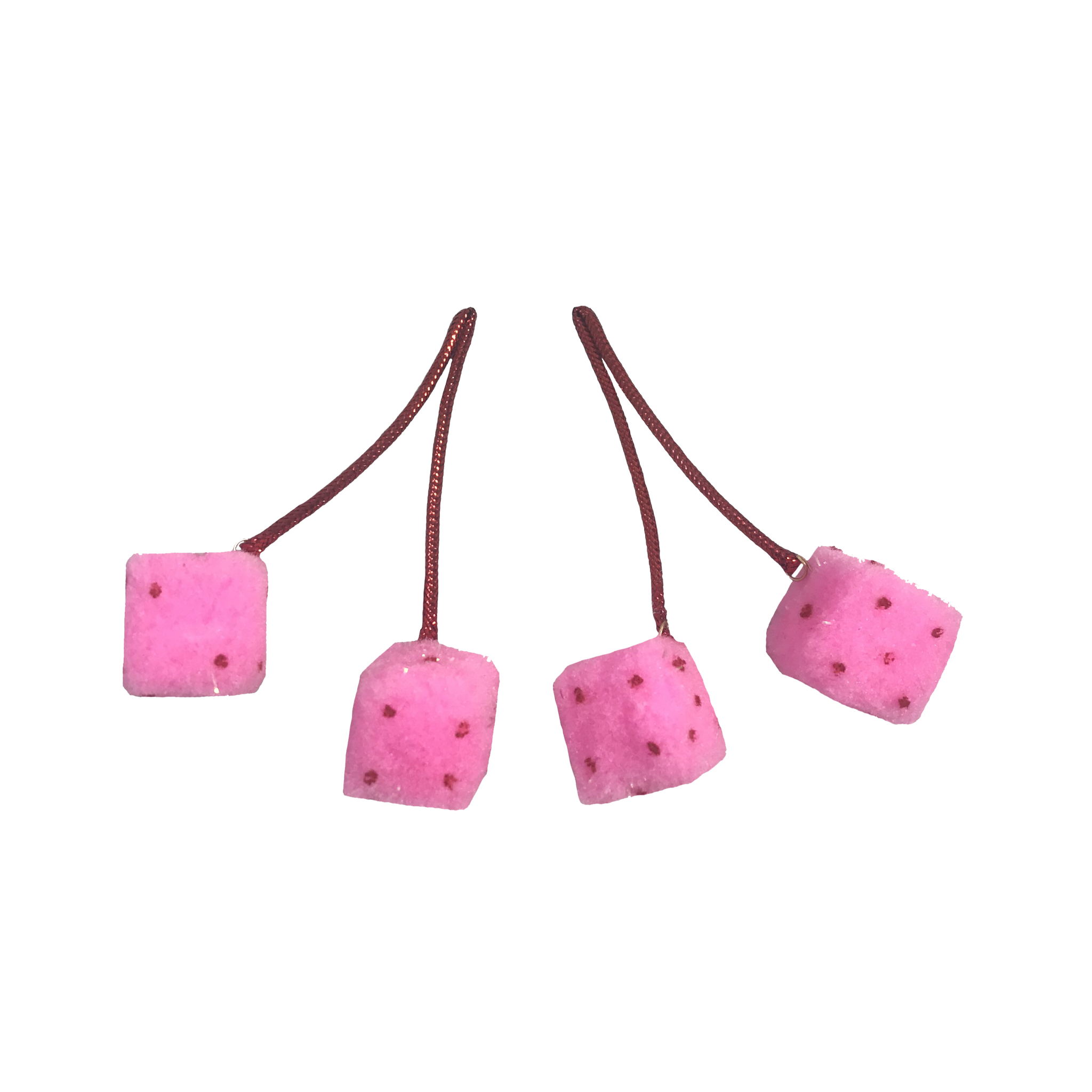 Pink Paradice Earrings