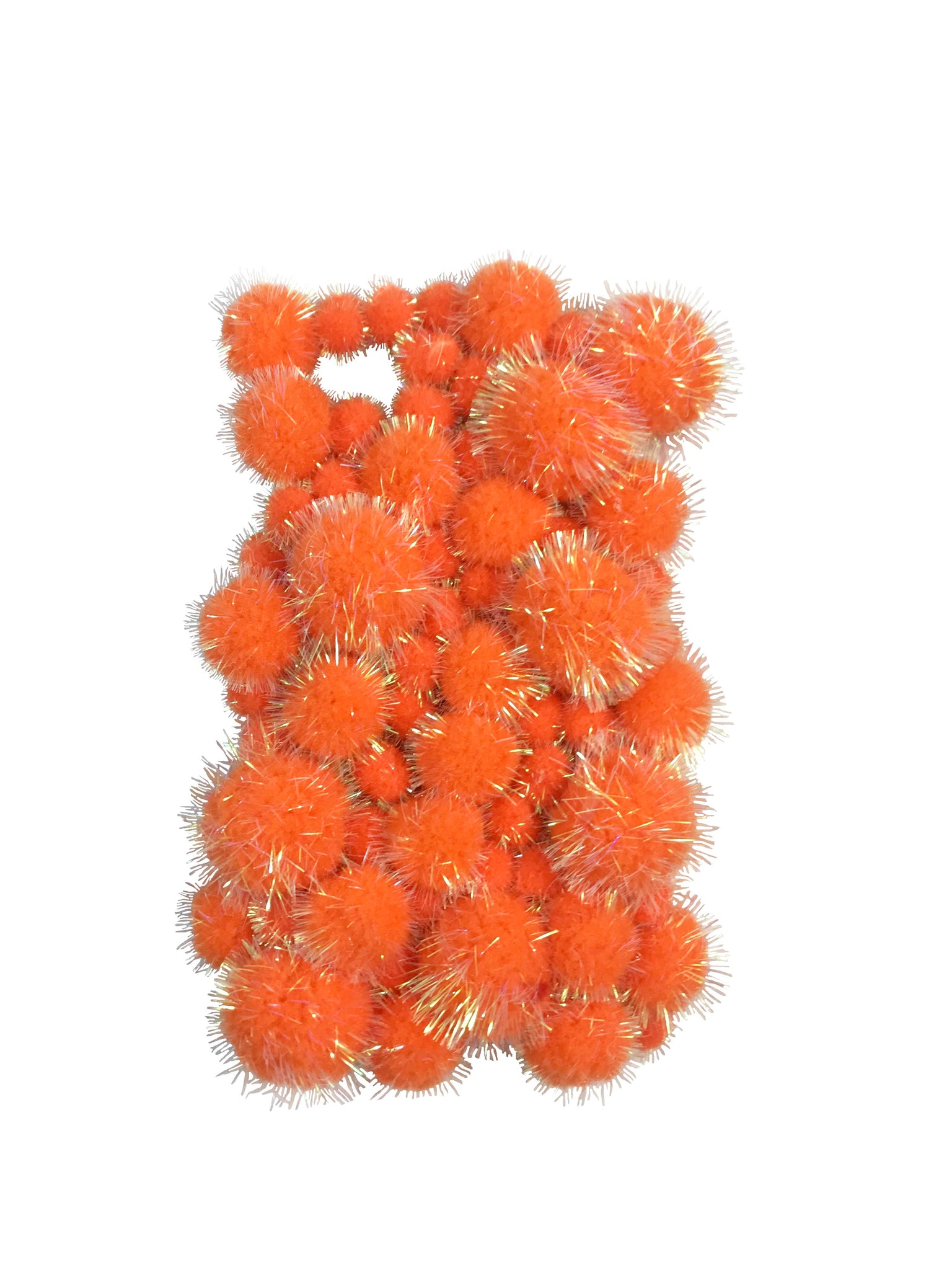 Orange Puff Case
