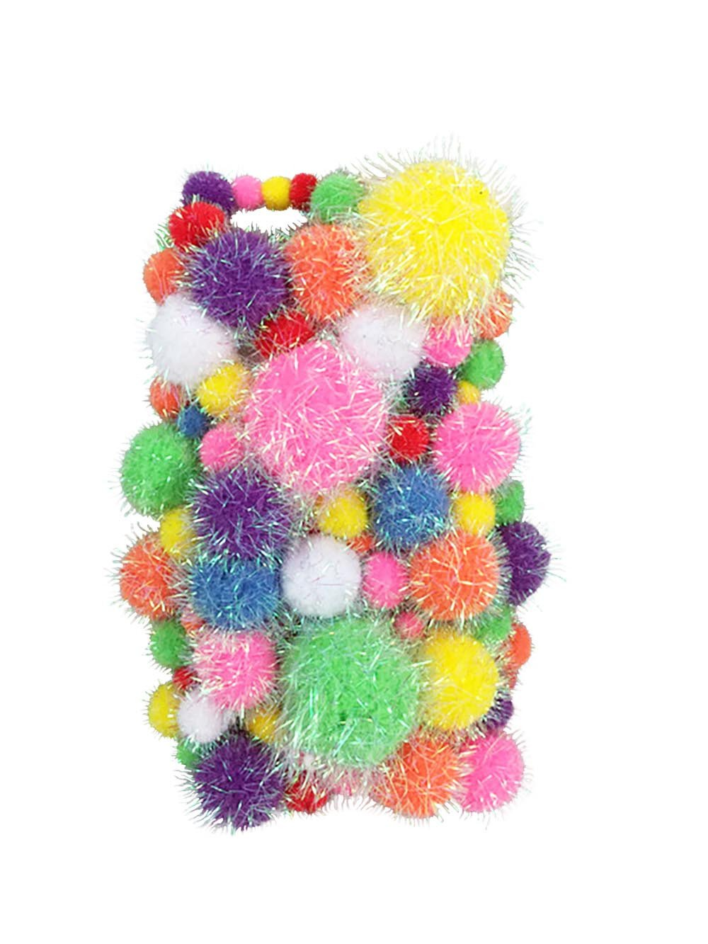 Puff Ball Phone Case
