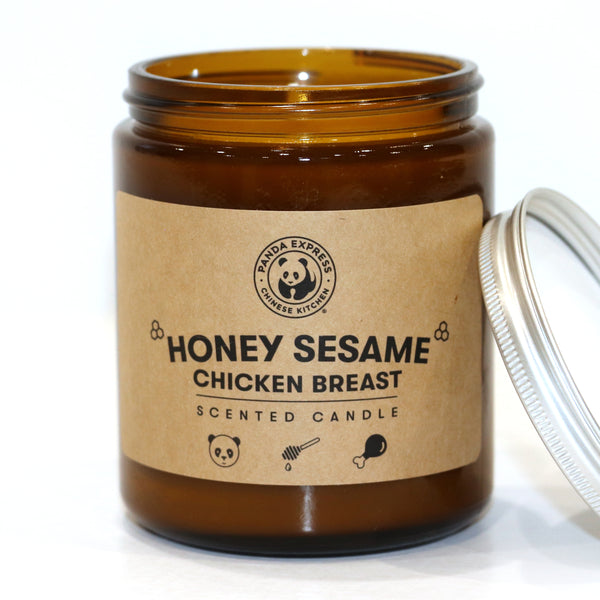 Honey Sesame Scented Candle