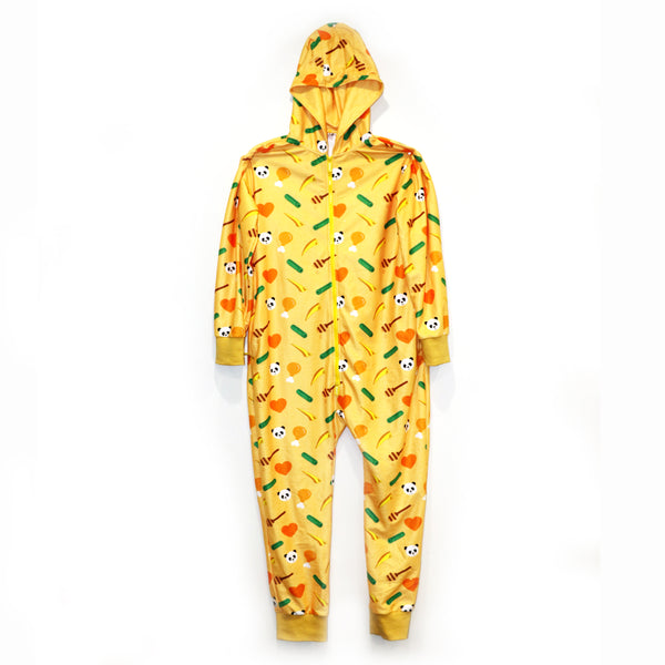 Honey Sesame Chicken Love Onesie