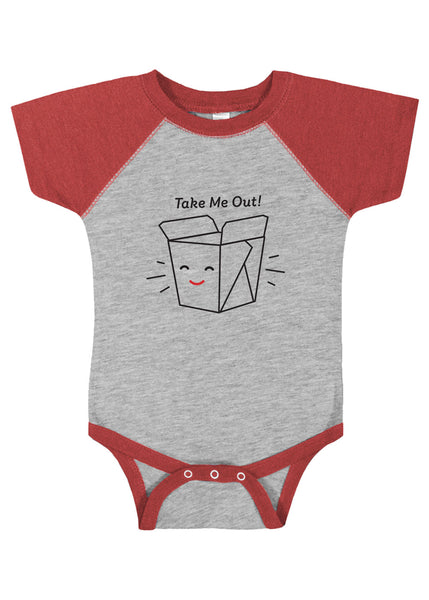 Take Me Out Onesie