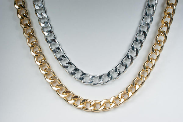 Bighead Custom Genuine Cuban Link Curb Chain