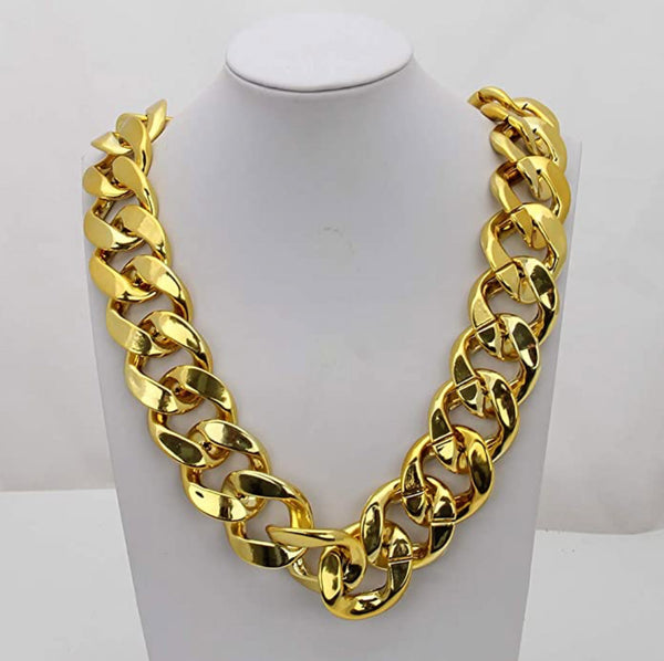 Bighead Custom Genuine XL Cuban Link Curb Chain