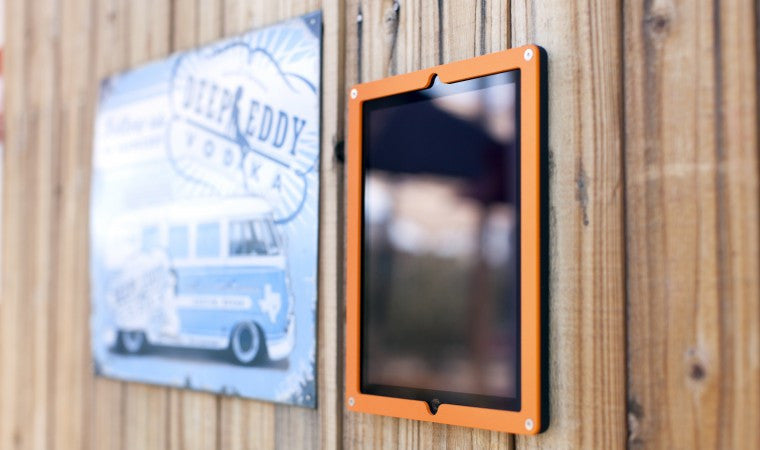 WindFall Frame for iPad Air 1 & 2 (Wall Mount) - OrderPaper.sg - 1