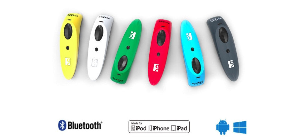 SocketMobile Bluetooth Scanner Singapore