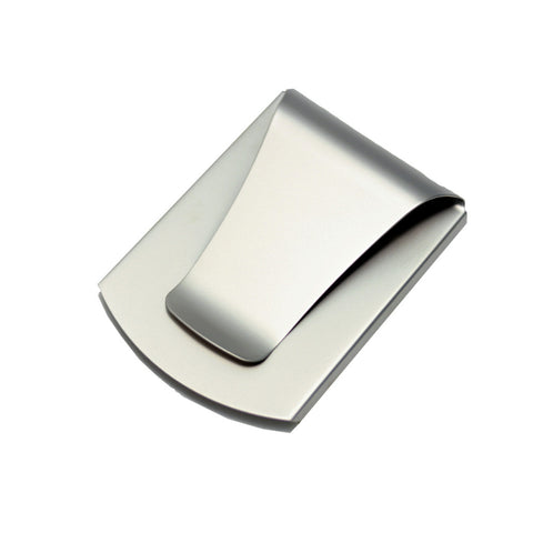 Smart Money Clip® - Titanium finish- Storus