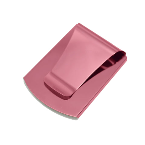 Storus® Smart Money Clip® - Pink - #ScottKaminski #Storus #MoneyClip #SlimClip #bestmoneyclip #groomsmengifts #gifts #wedding #fathersday #MothersDay #golf #Swag #Love #cancersurvivor