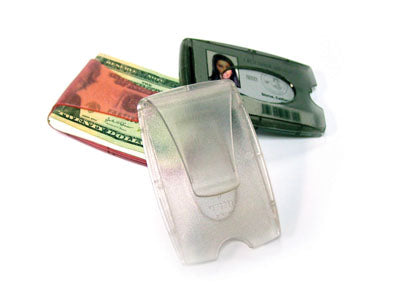 Smart Money Clip® Lite - Storus - all colors available shown together
