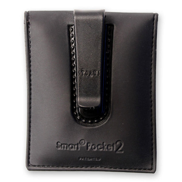 Smart Fitness Wallet™ - Vinyl Black - Storus - 3