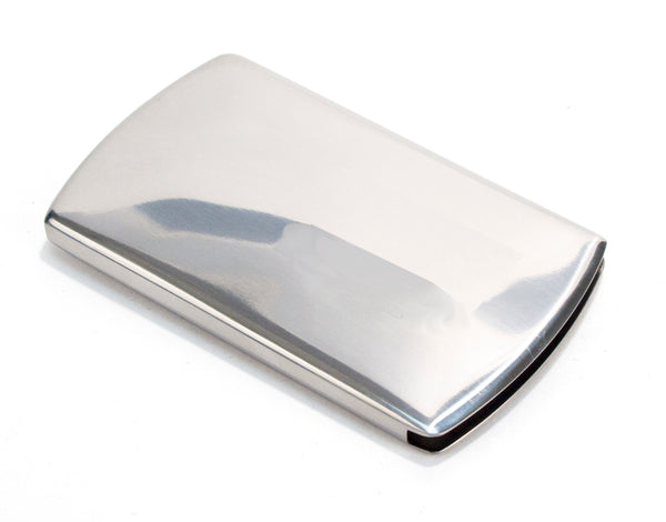Smart Card Case™ - Polished Stainless