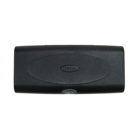 Storus Smart Jewelry Case® - Black top view