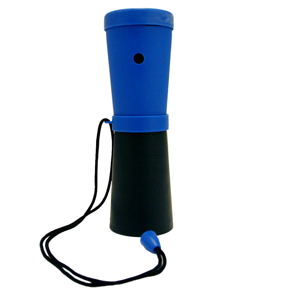 Storus® SuperHorn™ - Blue/Black Cone - #ScottKaminski #Storus #Horns #noisemakders #partysupplies #sportingevents #parties #rescue #boating #camping #fathersday #golf #Swag #Love