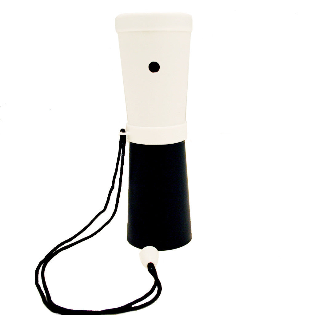 SuperHorn™ - White/Black Cone - Storus