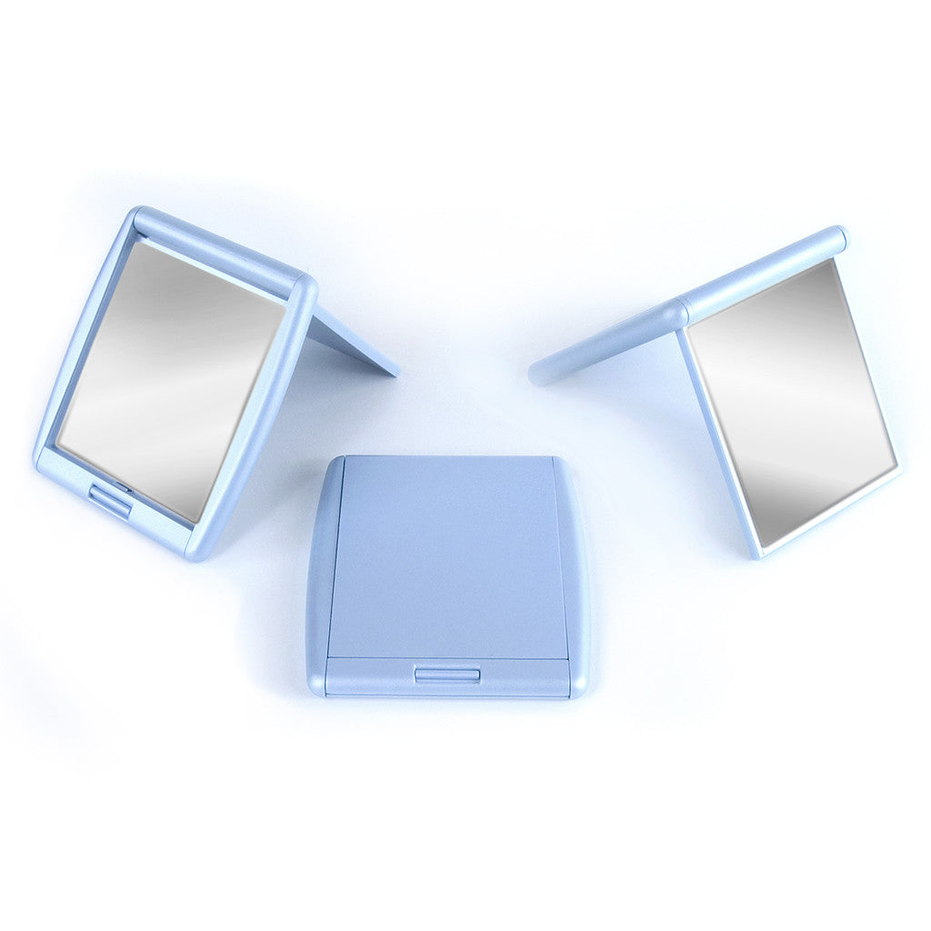 2-Faced Mirror™ - blue color