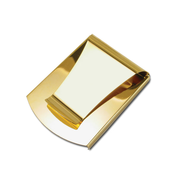 Storus® Smart Money Clip® - Gold finish - #ScottKaminski #Storus #MoneyClip #SlimClip #bestmoneyclip #groomsmengifts #gifts #wedding #fathersday #golf #Swag #Love