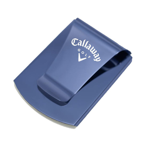 Storus Smart Momey Clip - blue finish - clip side engraved