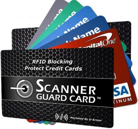 Scanner Guard Card - Storus