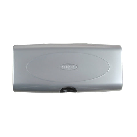 Storus Smart Jewelry Case® silver top view
