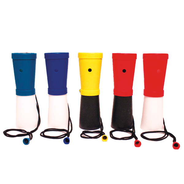 Storus® SuperHorns - group shot - 5 colors options