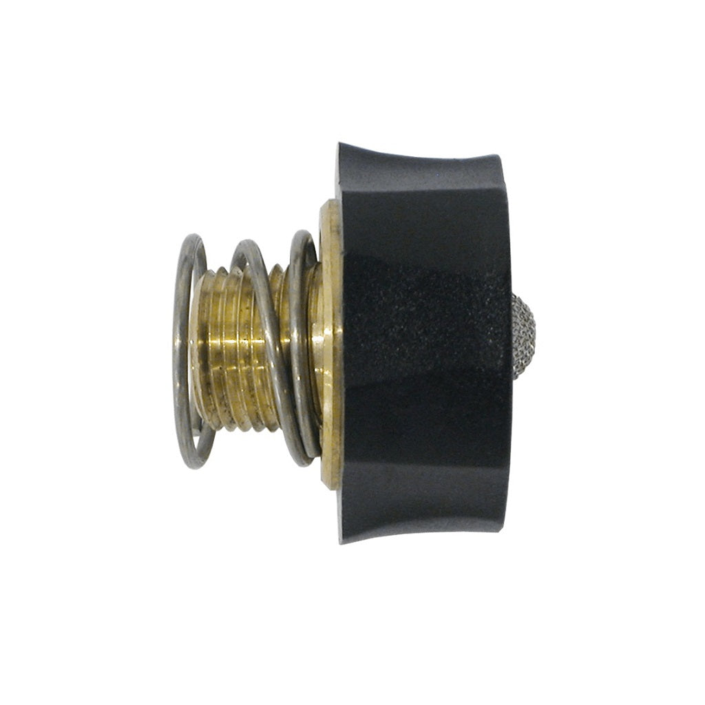 "Garden Hose Inlet with EZ-Grip Adapater 1/2"" Male NPT Thread"