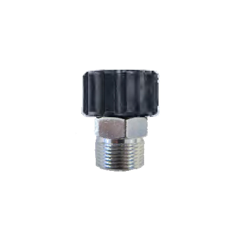 M22 Twist Seal Adapter Converts 15mm x 14mm