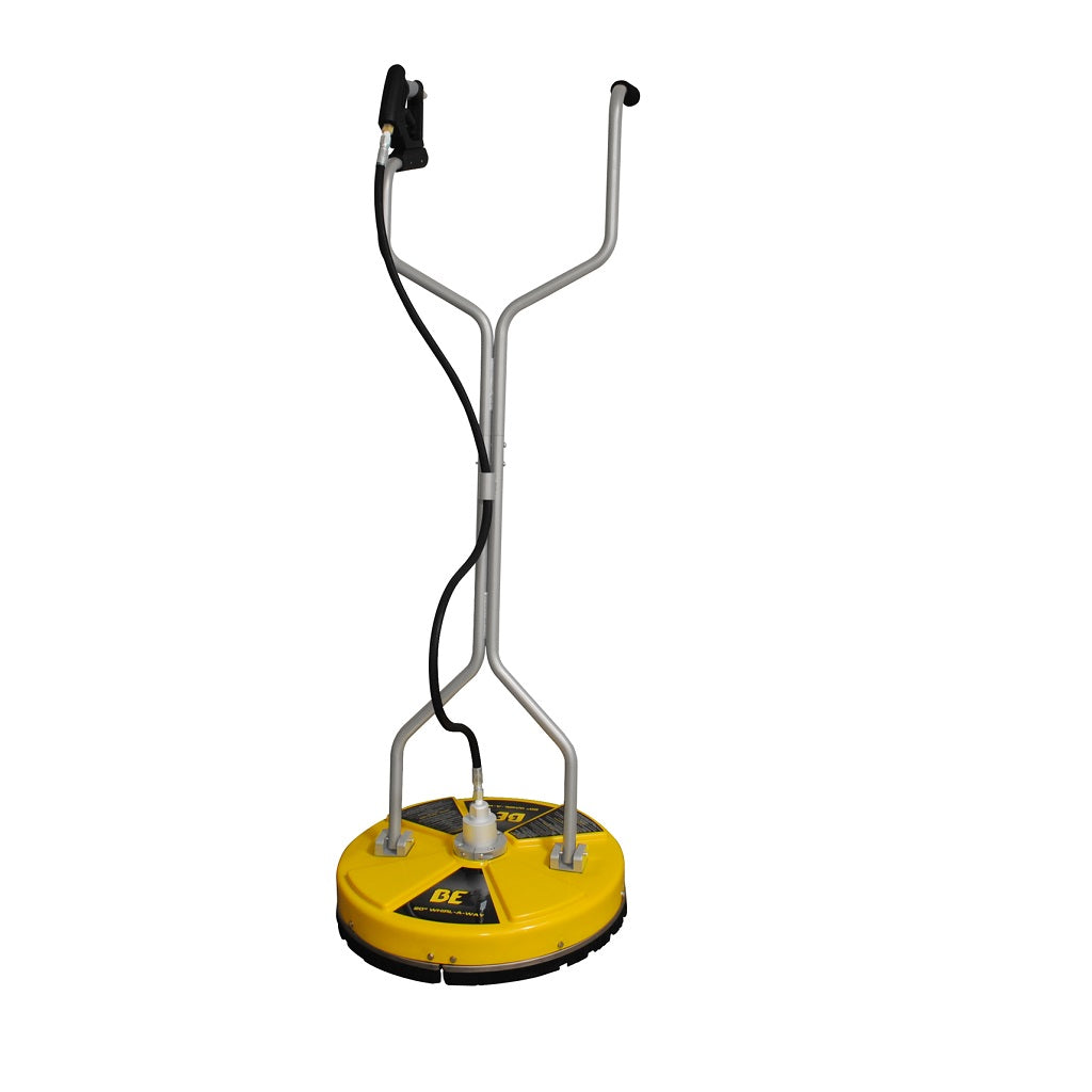 "BE 20"" Yellow Flat Surface Cleaner 4000psi - Hover"