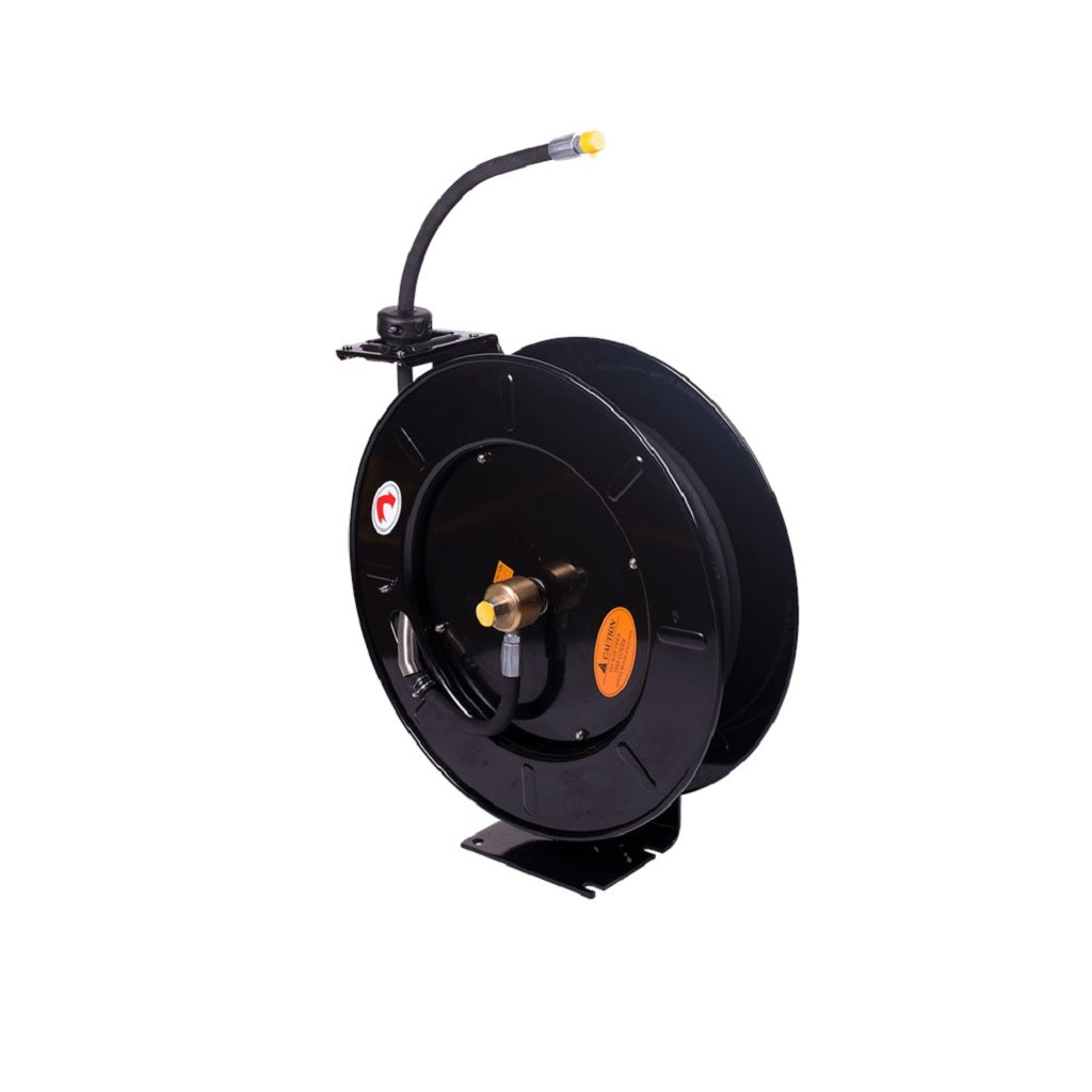 BE Retractable Hose Reel Incl. 50ft 4700psi Double Braid