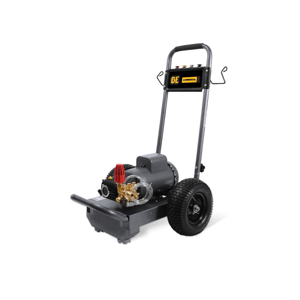 220Volt 2000psi 3.5gpm BE Industrial Electric Pressure Washer B205EA