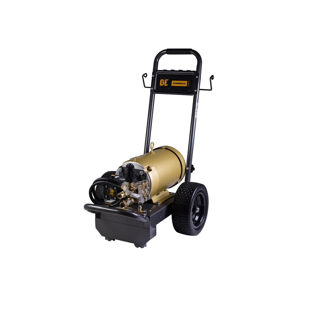 220/460Volt 3000psi 4.5gpm BE Industrial Three Phase Electric Pressure Washer B3010E34AHE