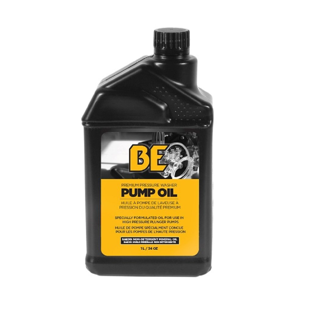 BE Pump Oil SAE 30 1L 85.490.000