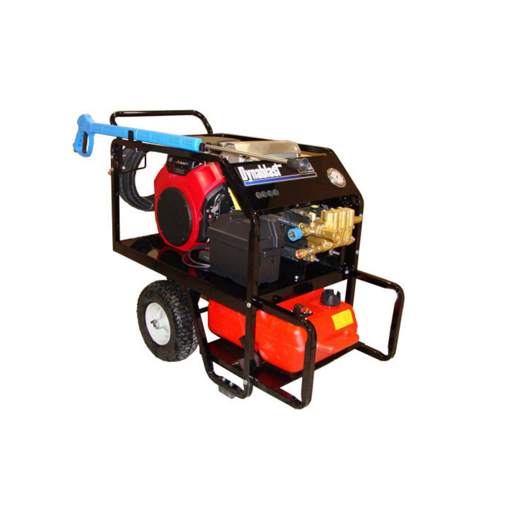 5000psi 5GPM Industrial Pressure Washer Honda & Interpump Triplex Pump