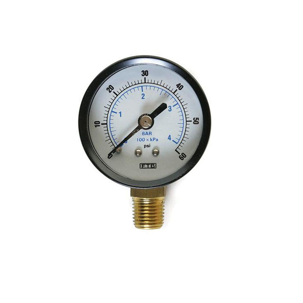 Steel Utility Dry Gauge up to 300psi
