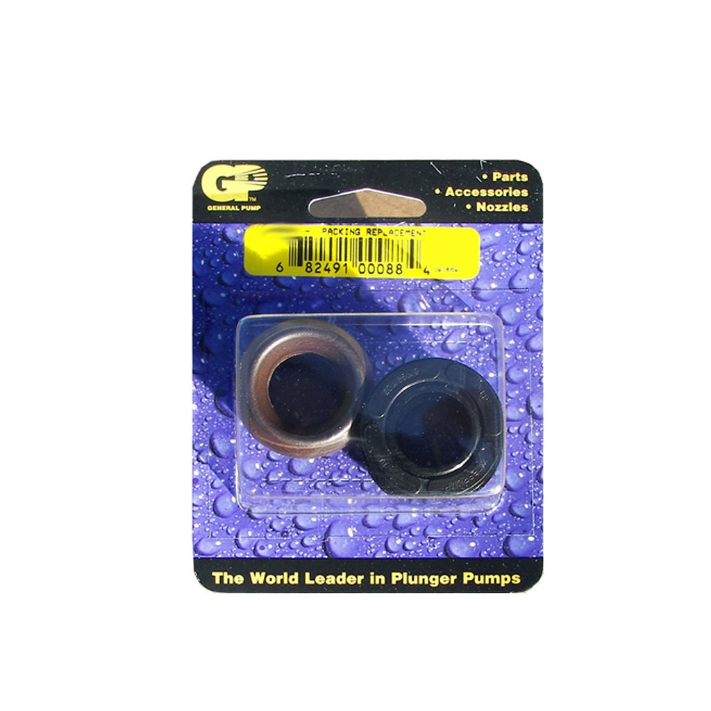 General Pump & Interpump Water Seal / Packings Repair Kits