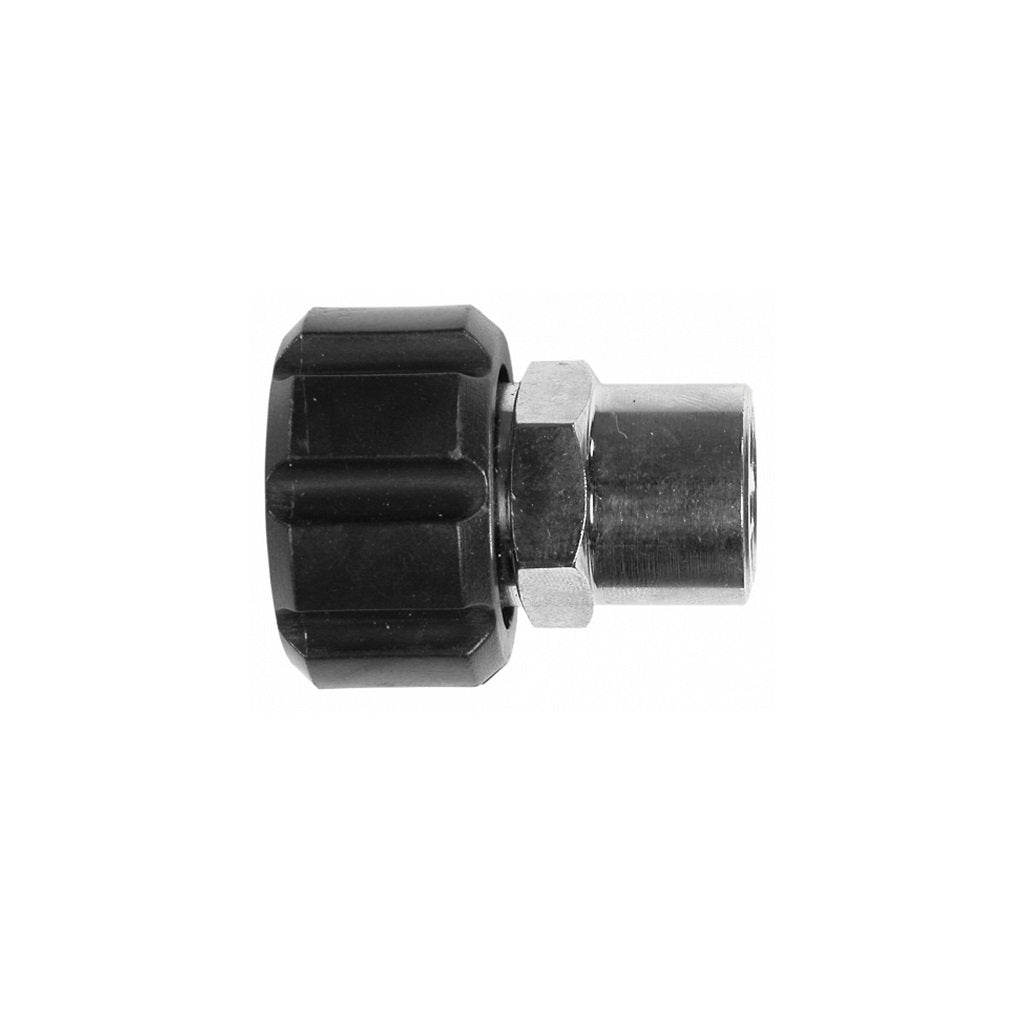 "M22 Twist Seal Coupler 1/4"" Female Thread"