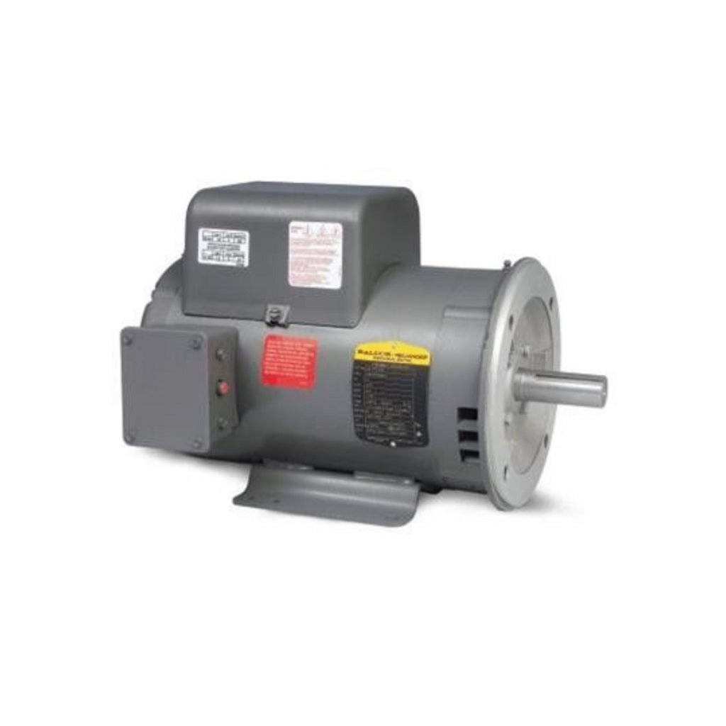 Baldor Electric Motor 5 Hp 575/600 Volt 1725 RPM Three Phase
