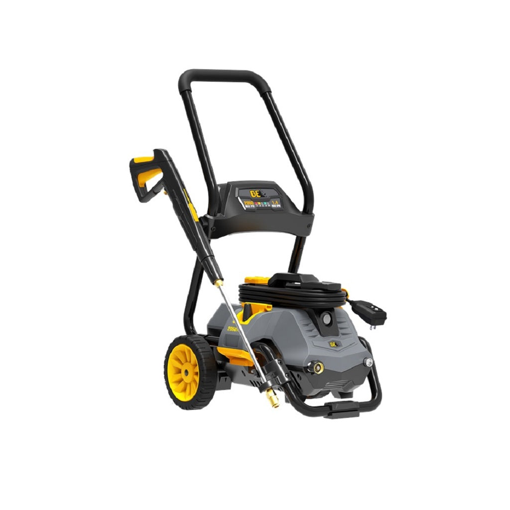 110Volt 2050psi BE Residential Electric Pressure Washer Deluxe Frame P2014EN