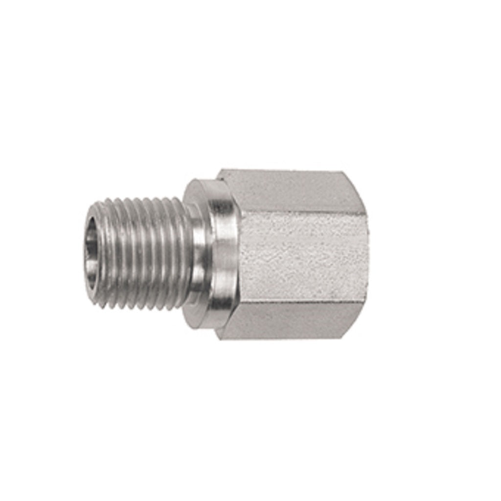 8.705-357.0 Adapter Steel 1/4 x 3/8 MxF