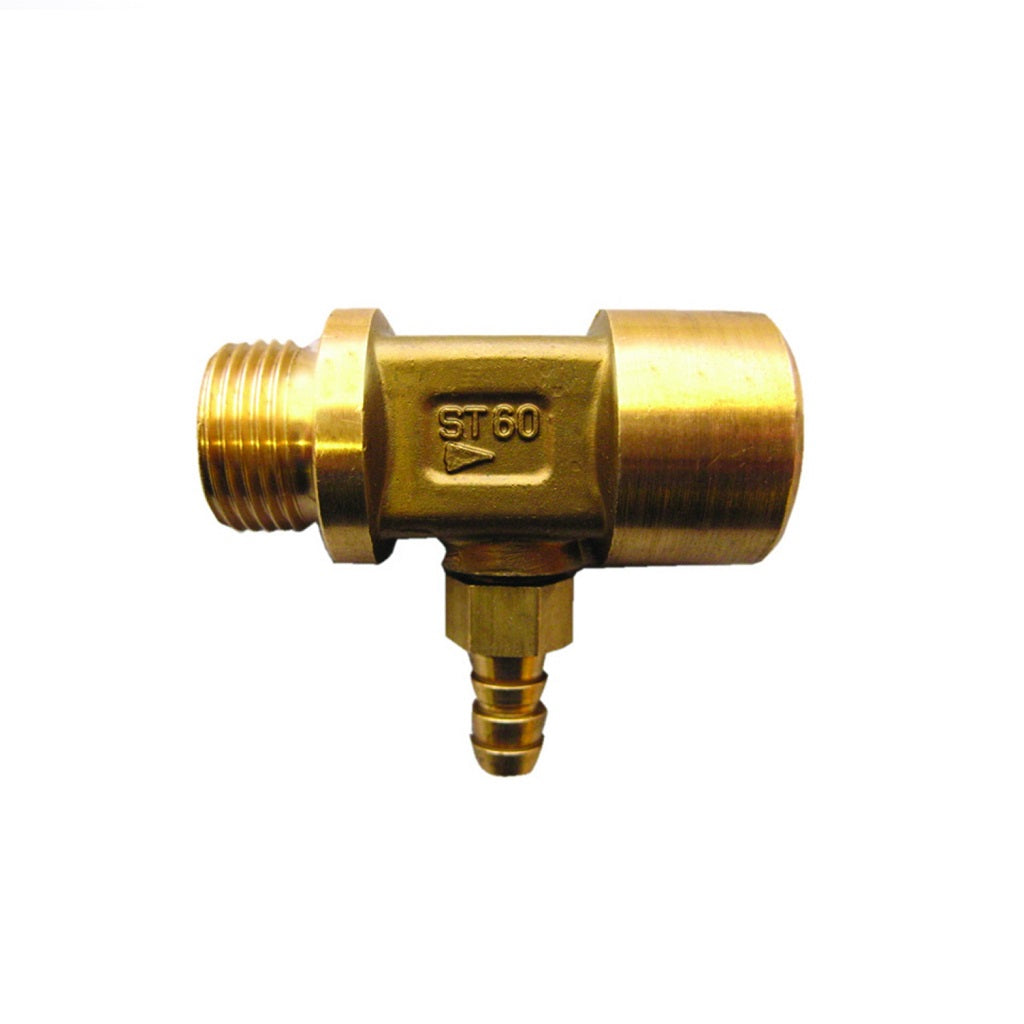 "ST-60 Injector 3/8"" Female x Male NPT Thread 3600psi"