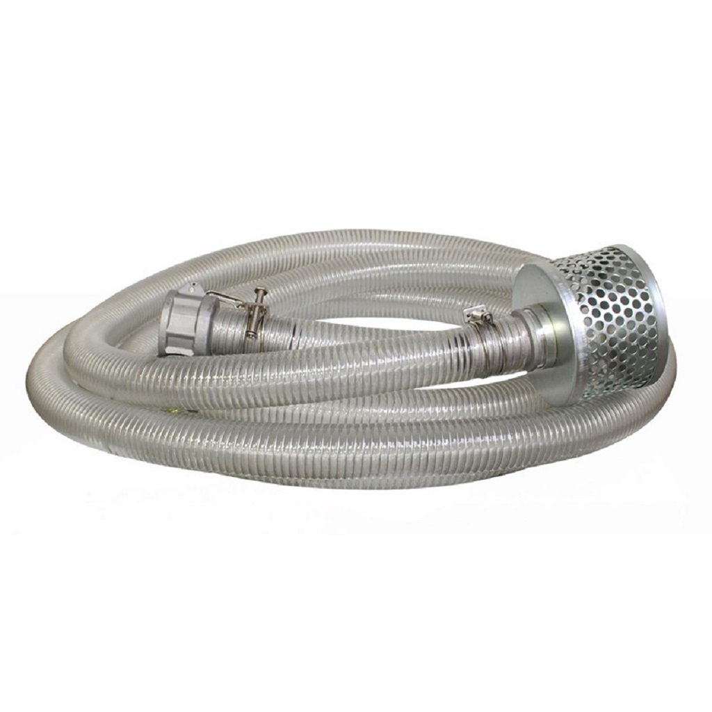 "4"" Suction Hose Kit PART NUMBER: 85.400.091 25FT"