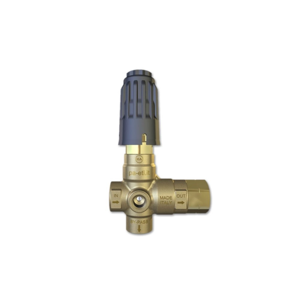 PA VBHT33 Hot Water Unloader Valve 21gpm 4500psi