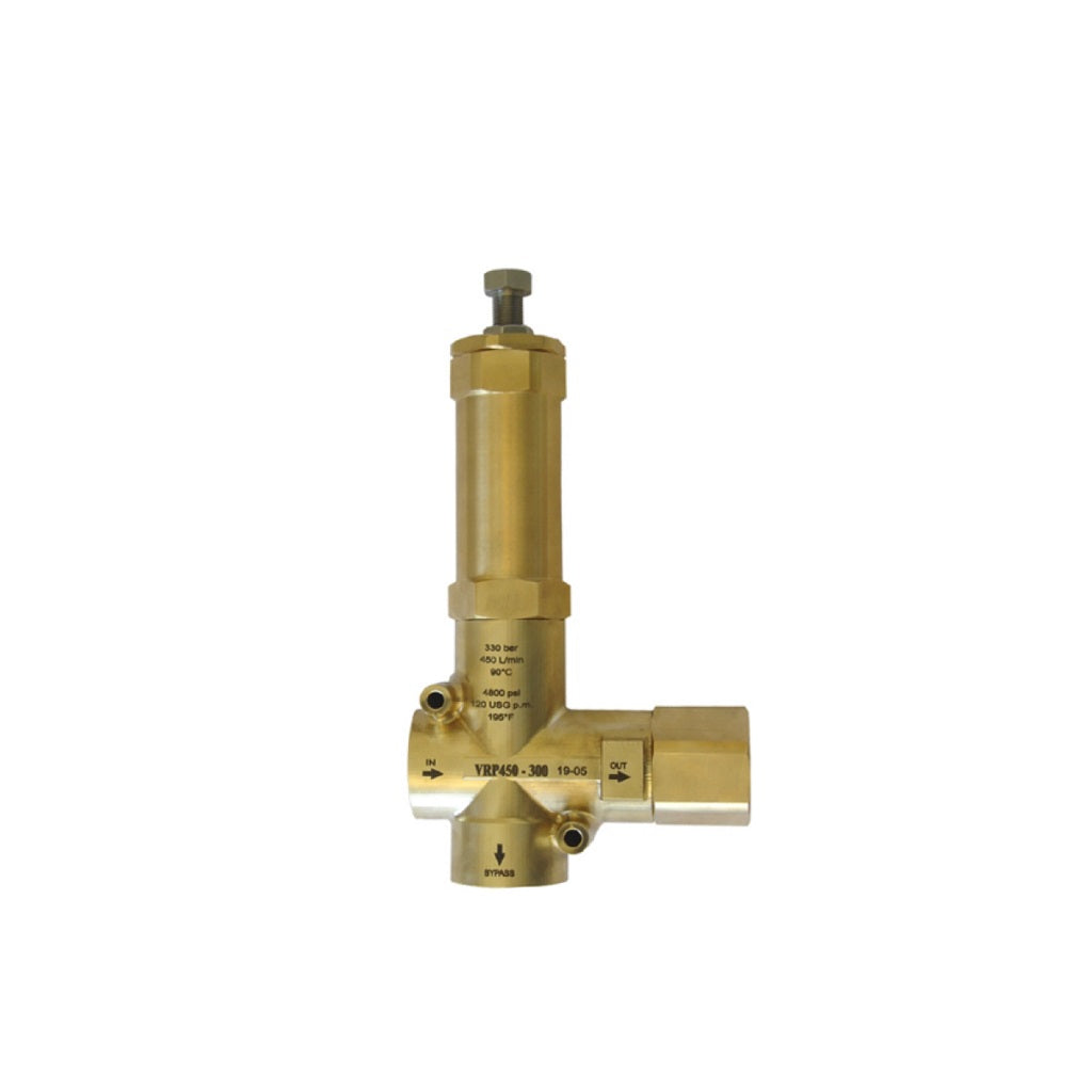 PA VRP450/200 High Flow Regulating Valve 120gpm 3200psi