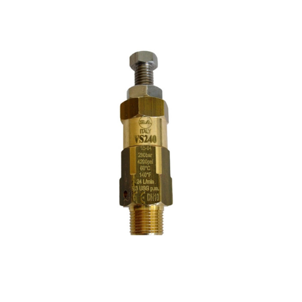 PA VS240 Safety Relief Valve 4200psi